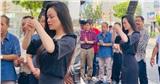 Hậu phẫu thuật thanh quản, Nhật Kim Anh vui vẻ trở lại phim mới