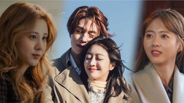 Rating 25/11: 'Bạn trai tôi là hồ ly' giảm nhẹ, phim của Seohyun - Go Ara thấp thảm bại