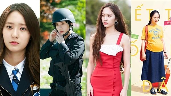 Điểm danh 5 vai diễn đáng nhớ trước khi trở thành mẹ bầu của 'công chúa băng giá' Krystal Jung