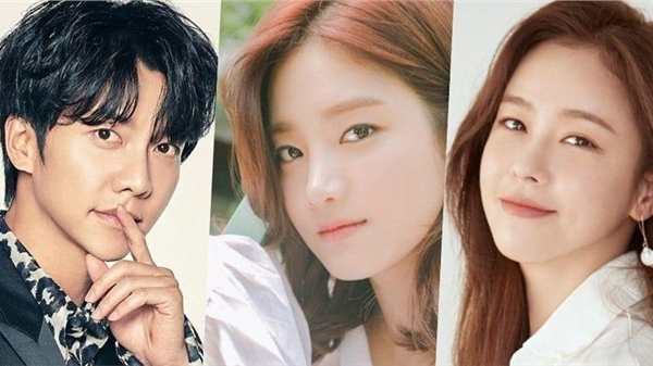 'Mouse' công bố dàn diễn viên chính: Lee Hee Joon tái xuất phim truyền hình, Lee Seung Gi liên tục 'đối đầu' Park Ju Hyun