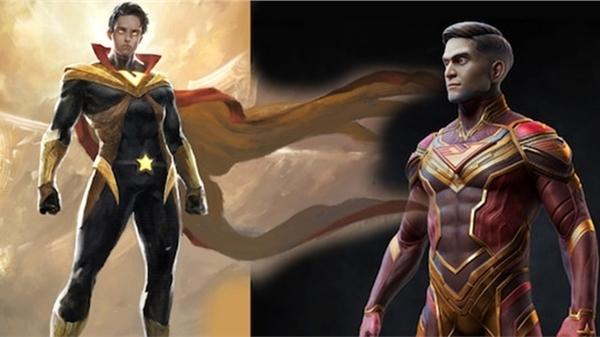 Vượt hơn 400 bài dự thi, top 25 thiết kế cho trang phục siêu anh hùng VINAMAN chính thức lộ diện