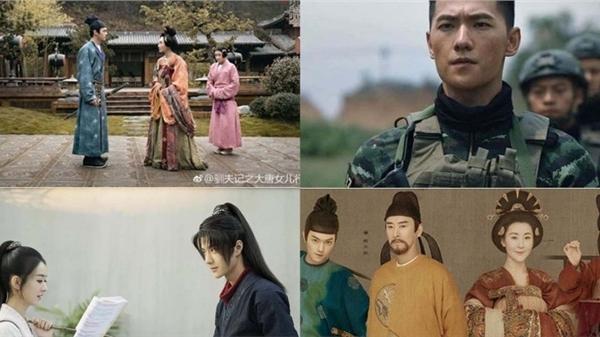 Loạt phim lên sóng trên Tencent từ 12/2020 - 2/2021: Vương Nhất Bác, Dương Dương, Triệu Lệ Dĩnh trở lại