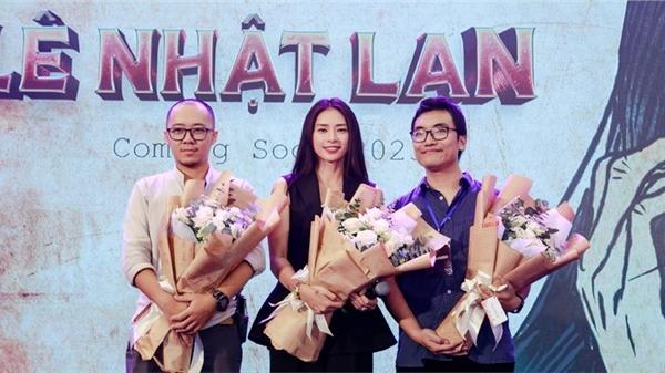 Ngô Thanh Vân bất ngờ công bố dự án mới, mang công chúa Lê Nhật Lan lên màn ảnh rộng