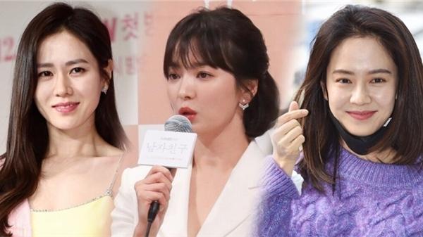 Top 20 nữ diễn viên Hàn hot nhất tháng 11: Song Hye Kyo 'vượt mặt' Son Ye Jin, Song Ji Hyo đứng sau