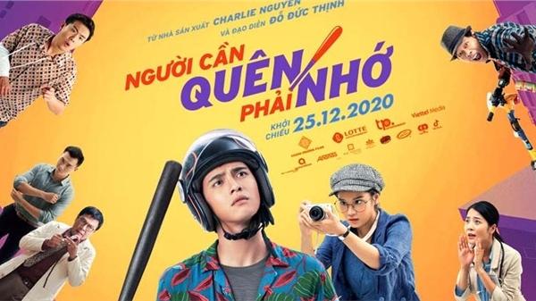 Tung poster chính thức, nhà sản xuất Charlie Nguyễn tự tin 'Người Cần Quên Phải Nhớ' sẽ đua rất khoẻ với loạt đối thủ mạnh trong mùa Giáng Sinh sắp tới