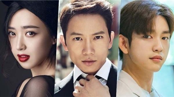 Jin Young (GOT7) hóa thành thẩm phán trong dự án truyền hình mới của tvN, Kim Min Jung - Ji Sung tái hợp sau 12 năm?