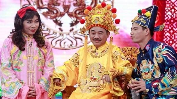 Xôn xao thông tin nghệ sĩ Quốc Khánh không đóng vai Ngọc Hoàng trong Táo Quân 2021