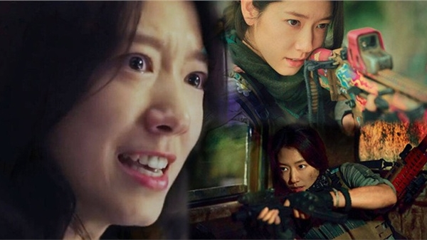 Park Shin Hye hóa thân thành đặc vụ 'ngầu lòi' vẫn bị chê một màu trong phim mới