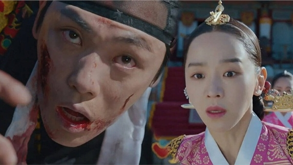 'Mr. Queen' tập 12: Shin Hye Sun đau khổ vì Kim Hyun Jung bị nổ chết do thuốc súng
