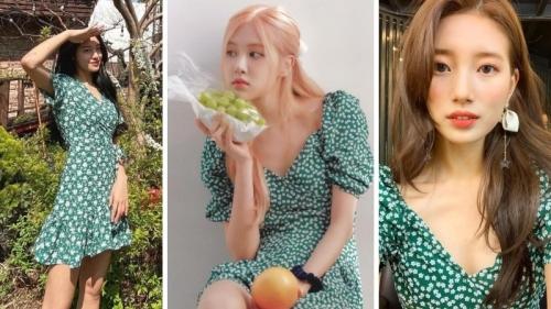 Ca đụng hàng thú vị giữa Suzy, Rosé và Seolhyun: Hai cô chị có lấn át được cô em?
