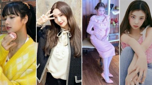 Sao Hàn mặc đẹp tuần qua: Park Min Young lấy lại phong độ, Yeri hóa già chát vì trang phục dừ tuổi