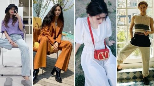 Sao Hàn mặc đẹp tuần qua: Dàn Idol nữ chỉ cách mặc đơn giản nhưng siêu xinh, trai đẹp NCT và Winner phá cách 'không đúng chỗ'