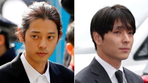 Sau 1 năm 'dây dưa', Jung Joon Young, Choi Jong Hoon được giảm án so với phán quyết ban đầu