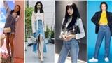 Sao Hàn mặc đẹp tuần qua: Học cách mix & match với item jeans đẹp cùng Lisa, Jennie, Seulgi