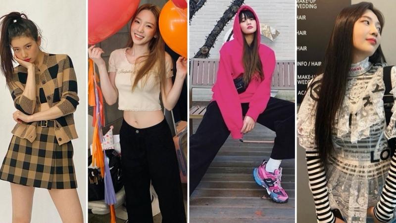 Sao Hàn mặc đẹp tuần qua: Loạt sao 'chỉ' cách mix đồ trendy mà dễ ứng dụng ngày hè, Joy liên tục tụt phong độ