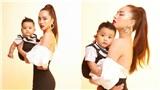Nhân dịp sinh nhật con trai thứ 3, Hải Băng tiết lộ từng bị 6/7 bác sĩ khuyên từ bỏ khi mang bầu
