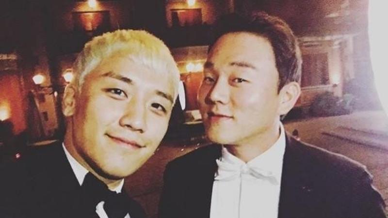 Ông xã Park Han Byul thừa nhận tội môi giới mại dâm vụ Burning Sun, Seungri ngồi không cũng bị 'liên đới'