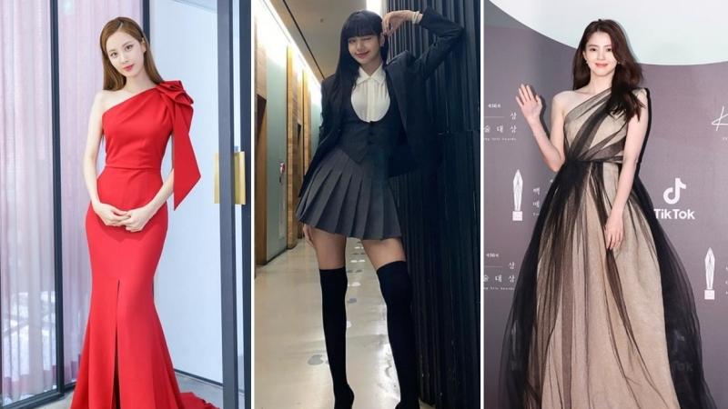 Sao Hàn mặc đẹp tuần qua: 'Tiểu tam' Han So Hee và Seohyun gây sốt tại lễ trao giải Baeksang