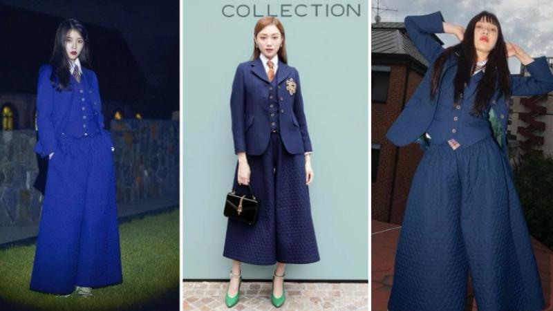 3 kiều nữ Hàn cùng mặc đồ Gucci: Tưởng IU thua chắc nhưng hóa ra Joy mới là người gây 'ngã ngửa'
