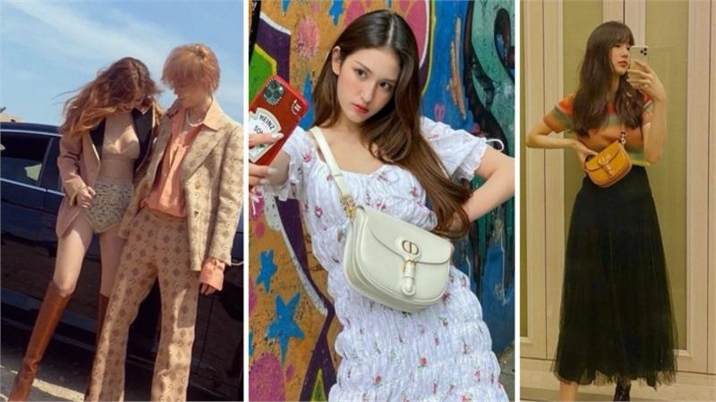 Sao Hàn mặc đẹp tuần qua: Hyuna và Dawn mặc đồ đôi siêu đỉnh, Suzy, Somi và Jisoo cùng mê mẩn 1 chiếc túi