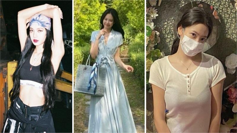 Sao Hàn mặc đẹp tuần qua: BlackPink không thể vắng mặt, Red Velvet gây thất vọng