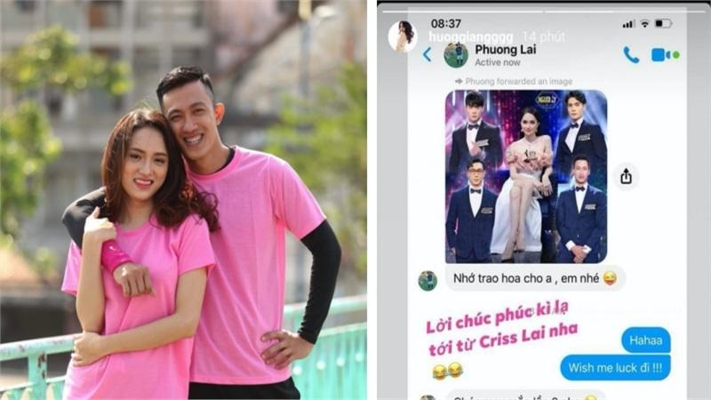 Phản ứng của tình cũ khi biết Hương Giang làm nữ chính 'Người Ấy Là Ai'