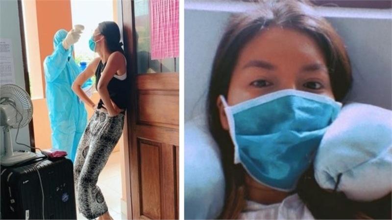 Ngồi cùng chuyến bay với bệnh nhân 559 và 560, kết quả xét nghiệm của Minh Tú như thế nào?