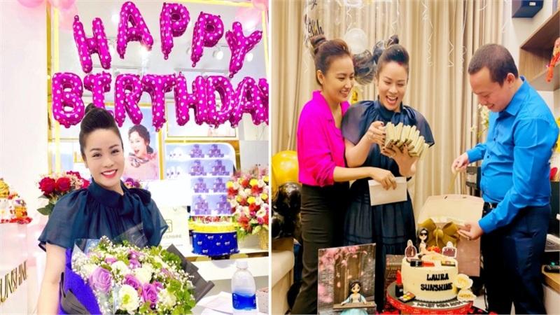 Nhật Kim Anh hé lộ sự thật đằng sau món quà sinh nhật 2 tỷ được bạn bè tặng
