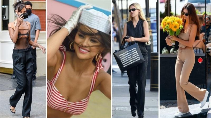 Điểmstylesao US, UK tuần qua: Hôn thê Brooklyn Beckham đeo nhẫn đính hôn 9 tỷ, Emily Ratajkowski đụng hàng Kendall Jenner