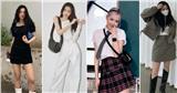 Sao Hàn mặc đẹp tuần qua: Na Eun, Joy gợi ý cách phối đen - trắng mãn nhãn, Rosé lại kết hợp chân váy cực hay