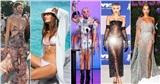 Điểm style sao US, UK tuần qua: Lady Gaga hóa 'cô nàng quái chiêu' với 8 outfit độc đáo tại VMAs, Alessandra Ambrosio khoe '1001' cách mặc bikini