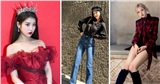 Sao Hàn mặc đẹp tuần qua: IU gây bão khi hóa nữ hoàng quyền lực, Joy trở về với thập niên 90