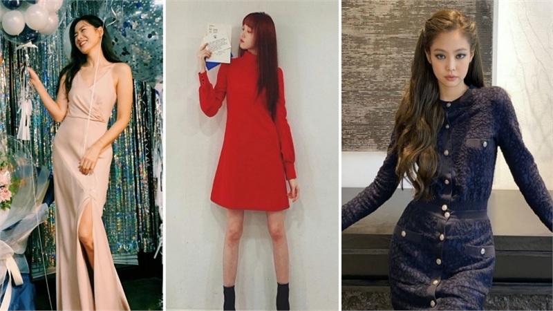 Sao Hàn mặc đẹp tuần qua: Son Ye Jin khoe dáng vóc quyến rũ tuổi 38, Lee Sung Kyung 'lên đồ' dự show LV cực xinh nhưng lại hơi gầy