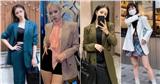 Sao Hàn mặc đẹp tuần qua: 'Lượm' ngay hàng loạt bí kíp mặc blazer cực đẹp cho street style thu đông