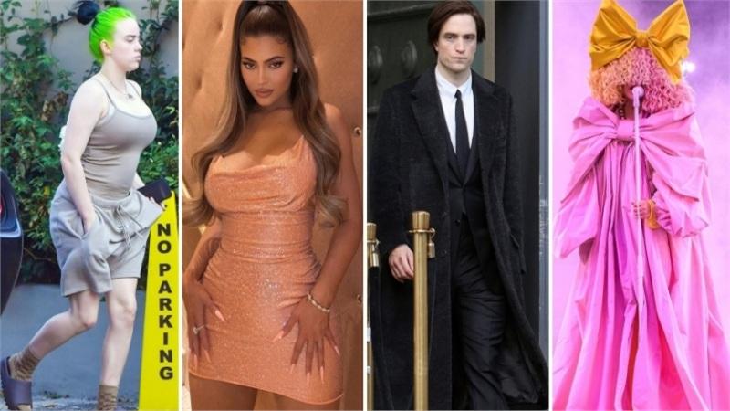 Điểm style sao US-UK tuần qua: Billie Eilish gây sốt khi mặc đồ khoe body, Robert Pattinson hóa 'tổng tài bá đạo'