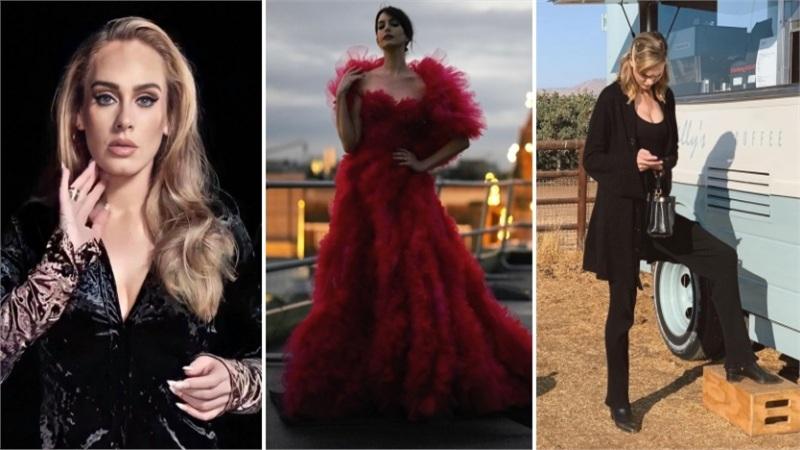 Điểm style sao US-UK tuần qua: Adele 'lên hương' nhan sắc, bạn thân Taylor Swift khoe dáng nhưng lại bị hỏi 'mang thai à?'