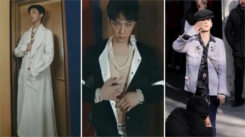 Chỉ có thể là G-Dragon: Mặc đồ nữ còn đẹp hơn cả mẫu gốc