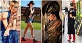 Điểm style sao US-UK tuần qua: Kylie Jenner hóa rắn hổ mang chúa, chân dài Victoria's Secret có bầu vẫn thích ăn mặc sexy