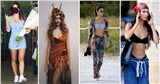 Điểm style sao US-UK tuần qua: Chân dài nổi tiếng sexy nay bỗng ngọt ngào kín đáo, Kendall Jenner lép vế trước Bella Hadid