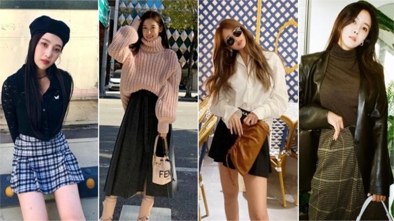 Sao Hàn mặc đẹp tuần qua: Arin xinh xẻo như tiểu thư, Qri, Hyomin 'chanh sả' dù mặc cầu kỳ hay đơn giản