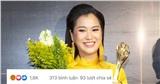 Lâm Vỹ Dạ bị anti-fans thả 'phẫn nộ' sau khi dẫn đầu đề cử tại Mai Vàng