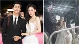 'Cậu mợ' Bình An và Phương Nga khiến fans 'ghen tị' với khoảnh khắc 'tình bể bình' ở hậu trường thi hoa hậu Việt Nam