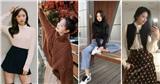 Sao Hàn mặc đẹp tuần qua: 'Gom vội' loạt tips phối đồ thu đông từ dàn mỹ nhân để có 'cây đồ' sang xịn