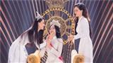 Trần Tiểu Vy viết tâm thư gửi tân hoa hậu Đỗ Thị Hà: 'Sắc đẹp, trí tuệ của em sẽ làm cho chiếc vương miện lung linh hơn'