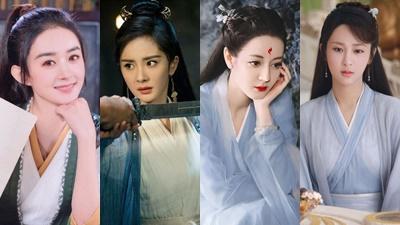 Những bộ phim cổ trang đang được mong đợi lên sóng nhất: Dương Mịch - Triệu Lệ Dĩnh, Dương Tử - Nhiệt Ba đối đầu