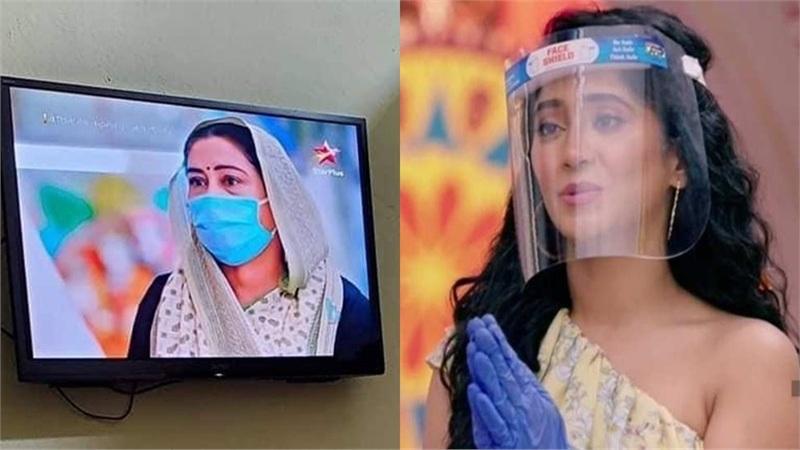 Quay phim giữa mùa Covid-19, dàn diễn viên Ấn Độ phải đeo khẩu trang, mặt nạ