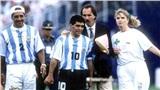 'Cậu bé vàng' Maradona và những bê bối