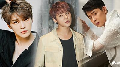 Chỉ trong một thời gian ngắn, cả 3 thành viên JYJ đều vướng lùm xùm khiến fan ngán ngẩm