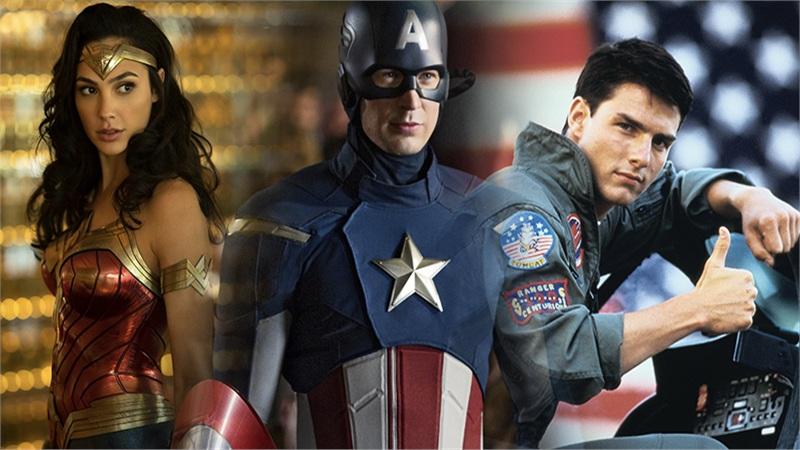 Thù lao 'bèo bọt' của sao hạng A Hollywood: 'Captain America' và 'Wonder Woman' chỉ được trả 300.000 USD