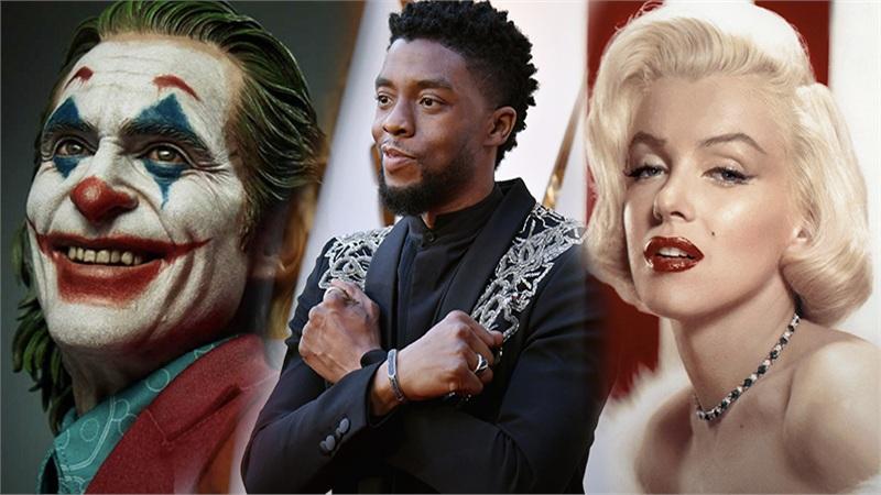 Bi kịch cuộc đời của các ngôi sao điện ảnh: 'Báo Đen' Chadwick Boseman, Marilyn Monroe ra đi đầy tiếc nuối, 'Joker' Joaquin ám ảnh cái chết của anh trai